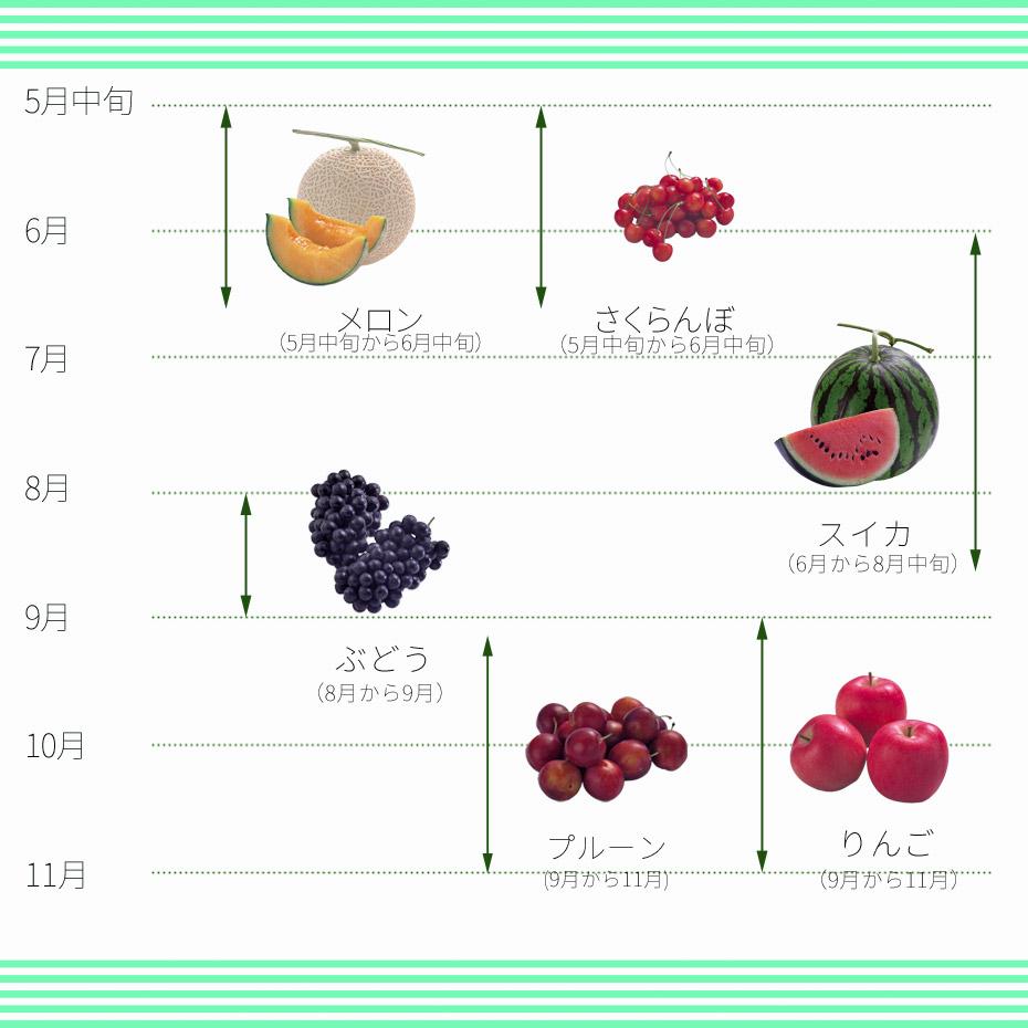 fruitcal
